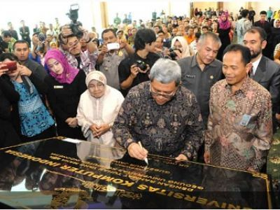 Aher: Kita Dorong Kampus Swasta Jadi World Class University