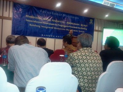 Bandung Integrated Resource Management (BIRM)
