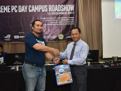 """Extreme PC Day Campus Roadshow 2017"" Bertandang Ke Unikom"