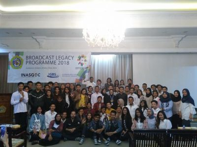 "INASGOC GELAR SOSIALISASI PROGRAM ""BROADCAST LEGACY ASIAN GAMES 2018"" DI UNIKOM"
